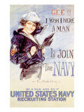 World War I American Recuiting Poster, 1917 Photo by Howard Chandler Christy
