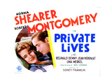 Private Lives, Norma Shearer, Robert Montgomery, 1931 Prints