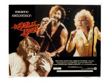 Star Is Born, A, Kris Kristofferson, Barbra Streisand, 1976 Posters