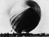 The LZ 129 Graf Zeppelin, Friedrichshafen, Germany, 1920s Photo