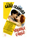 Strange Cargo, Clark Gable, Joan Crawford, 1940 Prints