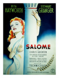 Salome, Rita Hayworth, 1953 Poster