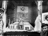 Little Italy, Altar to Our Lady of Help, Mott St., New York, 1908 Prints