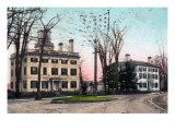 Haymarket Square, Portsmouth, N.H.. Color Halftone, 1905 Prints
