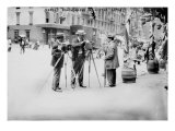 New York City, Street Photographers in Little Italy, Early 1920s Photo