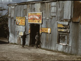 African American Juke Joint Photo by Marion Post Wolcott