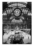 Pennsylvania Station, Interior, New York City, 1962 Photo