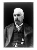 John Pierpont Morgan, Financier/Banker, 1902 Photo