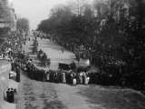 The Funeral of John Jacob Astor Iv, Who Died in the Sinking of the Titanic, New York, May 4, 1912 Prints