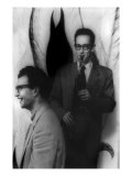 Dave Brubeck, and Paul Desmond with Saxophone, October 8, 1954 Prints