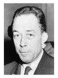Albert Camus, Algeria-Born French Author and Recipient of the 1957 Nobel Prize for Literature Foto