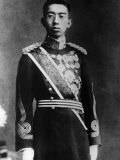 Hirohito, Emperor of Japan, 1926-1989, 1930s Poster