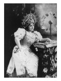 Lillian Russell, American Actress, in Role of a Gypsy Fortune Teller, 1895 Posters