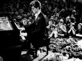 Van Cliburn Is the First Foreigner to Perform at the Palace of Congresses in Moscow, 1962 Photo