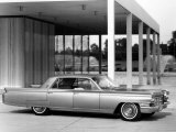 1963 Cadillac Fleetwood Sixty Special Sedan Poster