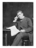 Booker T. Washington, African American Educator and Leader, 1900 Photographie