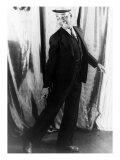 Bill Robinson, also known as Bojangles, a Vaudeville Star Print