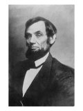 Abraham Lincoln Portrait by Mathew Brady in Between 1861 and 1863 Prints