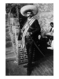 Emiliano Zapata, Mexican Revolutionary Leader Photo