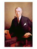 Woodrow Wilson, U.S. President Prints
