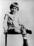 US President Richard Nixon, Childhood Portrait, 1917 Posters