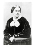 Susan B. Anthony, in 1871 Portrait Attributed to Dr. Smith Photo
