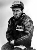 Nobel Prize Winning Author Alexander Solzhenitsyn During the Gulag Years 1945-1950, Photographic Print