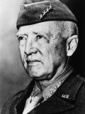 General George S. Patton Jr., U.S. Army General, 1940s Prints