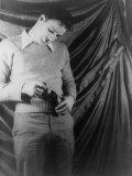 Marlon Brando, December 27, 1948 Fotografía