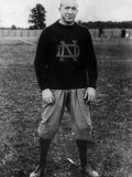 Knute Rockne, University of Notre Dame Football Coach, 1930 Posters