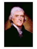 Thomas Jefferson, U.S. President Print