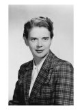 Beatrice A. Hicks, Pioneering Women Engineer Who Developed Advanced Sensing Systems Used by NASA Print