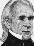 US President James K. Polk Posters