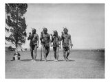 Arikara, American Indians, 1908 Photo