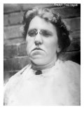 Emma Goldman. Anarchist and Radical Revolutionary, She Was Deported in 1919, Photographic Print