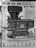 Ad for a Coal Oven in a 1902 Sears Catalog Photo