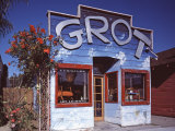Scenes of Los Angeles, Grot, a Small Antique Store, Redondo Beach, California, 2005 Print
