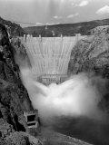 Hoover Dam, 1939 Photo