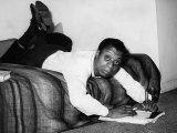 James Baldwin, 1963 Photo