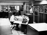 Computers at the &#39;Laboratory of Tomorrow,&#39; 1964 Photo