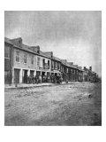The Civil War, Sanitary Commission at Fredericksburg, Virginia, May, 1864 Posters