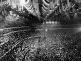 US Elections, the Democratic National Convention in Chicago, Illinois, July, 1940 Photo