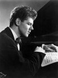 Van Cliburn, 1954 Photo