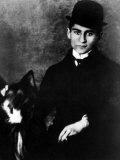 Author Franz Kafka, 1910s Photo