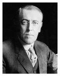 President Woodrow Wilson in 1916 Portrait Photo