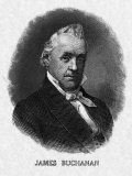 US President James Buchanan Photo