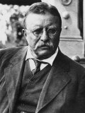 Theodore Roosevelt, 1900's Photo