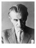 "Aldous Huxley English Author of Science Fiction Dystopian Classic, ""Brave New World"", 1960 Photographie"