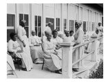 African American Women, Former Slaves, Photographed in 1920's in Vicinity of Washington, D.C Photo