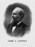 US President James Garfield Photo